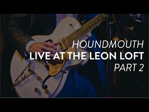 "Houndmouth performs ""Sedona"" and ""My Cousin Greg"" live at the Leon Loft"
