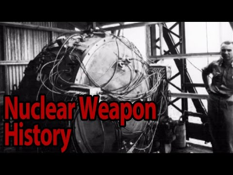 Nuclear Weapons - The History of