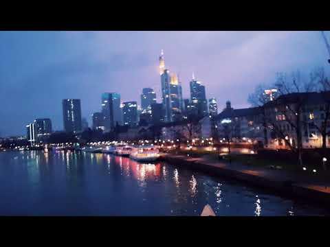Skyline Silvester🚀 in Frankfurt