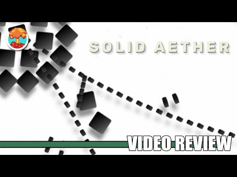 Review: Solid Aether (Steam) - Defunct Games