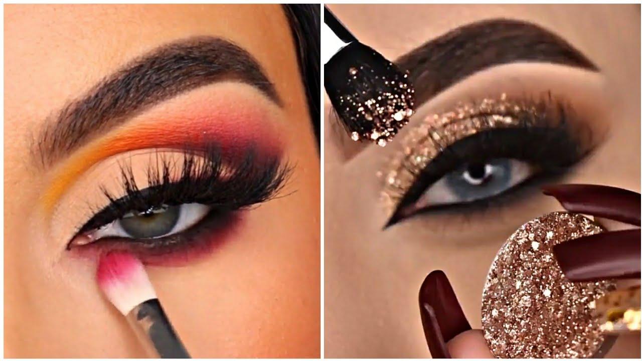 Os Melhores Tutoriais de Maquiagem / Glam Makeup Tutorial Compilation #61 2021 ♥