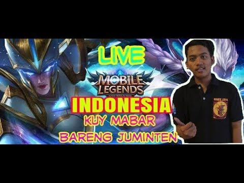 T E R C E P O U N G Mabar kuy bareng juminten MOBILE LEGENDS INDONESIA