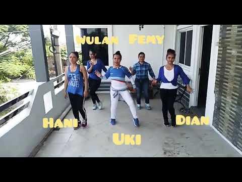 Senam Dangdut Paijo By Zaskia Gotik// Uki Tea Dkk, Villa Gading Bekasi