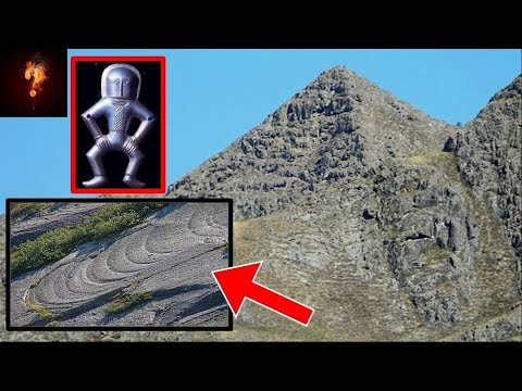Melted Mountain & Ancient Pyramids Found In Siberia?