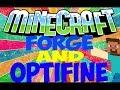 Как установить OptiFine и Forge для Minecraft 1.10.2