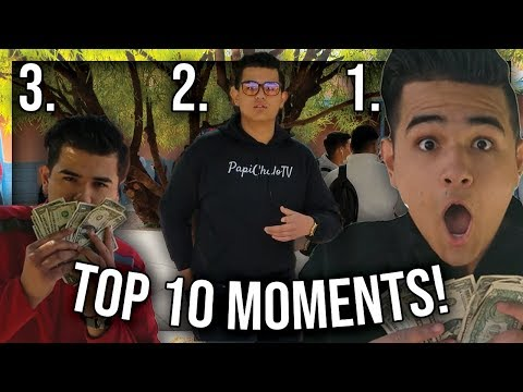 Top 10 OMG Selling Candy At School Moments! (Caught On Camera)