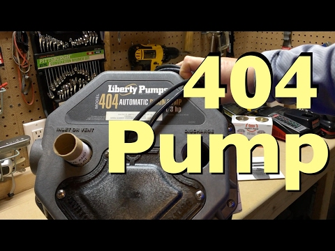 Liberty 404 Residential Pump DIY Installation