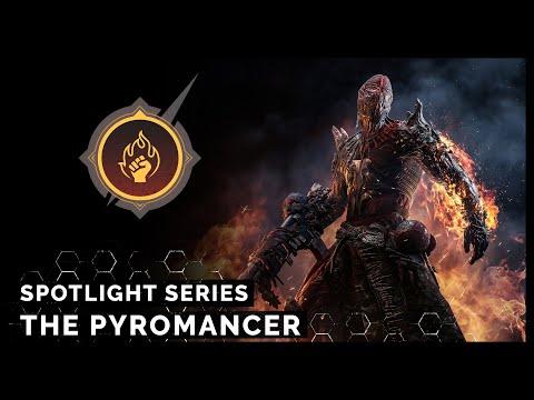 Outriders: The Pyromancer [PEGI]