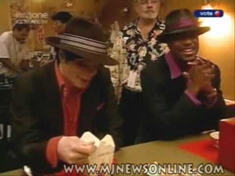 Black Time Travel | Video: Chris Tucker and Michael Jackson having fun