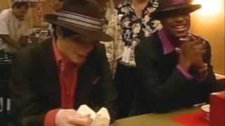 Michael Jackson and Chris Tucker