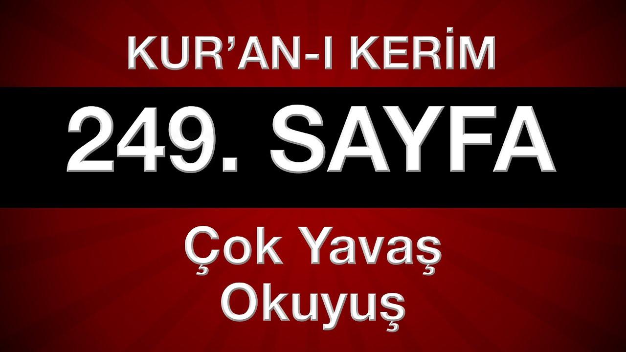 Fatih Çollak - 250.Sayfa - Ra'd Suresi (14-18)