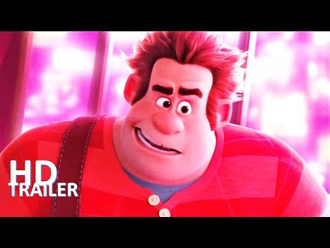 WRECK IT RALPH 2 Trailer #2 NEW 2018 - Animated Movie HD