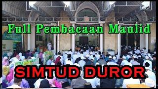 Pembacaan Maulid Simtudduror Full Qosidah Mahallul Qiyam dan Doa