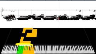 Black score:The Big Black (imposible piano!!)