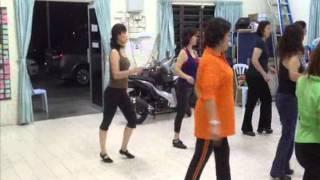 Line Dance: Baby, I