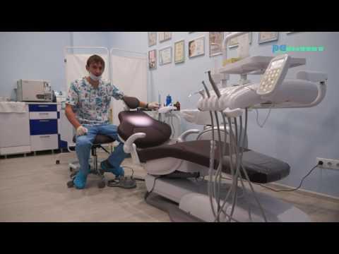 Обзор стоматологической  установки Ajax aj16