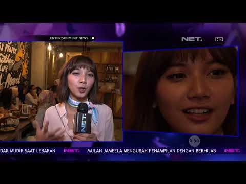Sheila Dara Buka Bersama Bareng Fans