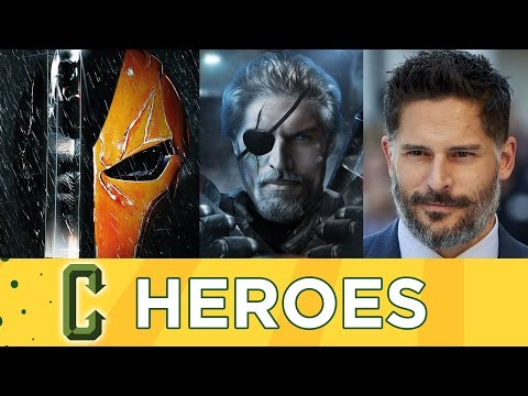 Will Joe Manganiello Play Deathstroke? Doug Liman Leaves Gambit - Collider Heroes