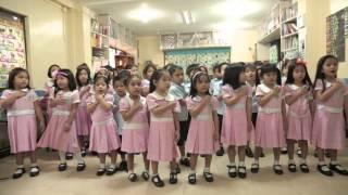 Lupang Hinirang - Calvary Christian School Musical Film 2013