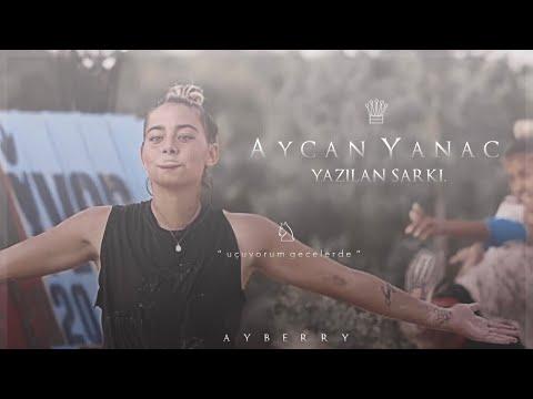AYCAN YANAÇ KLİP - NisaVanilly Uçuyorum Gecelerde Aycan Yanaç Şarkısı