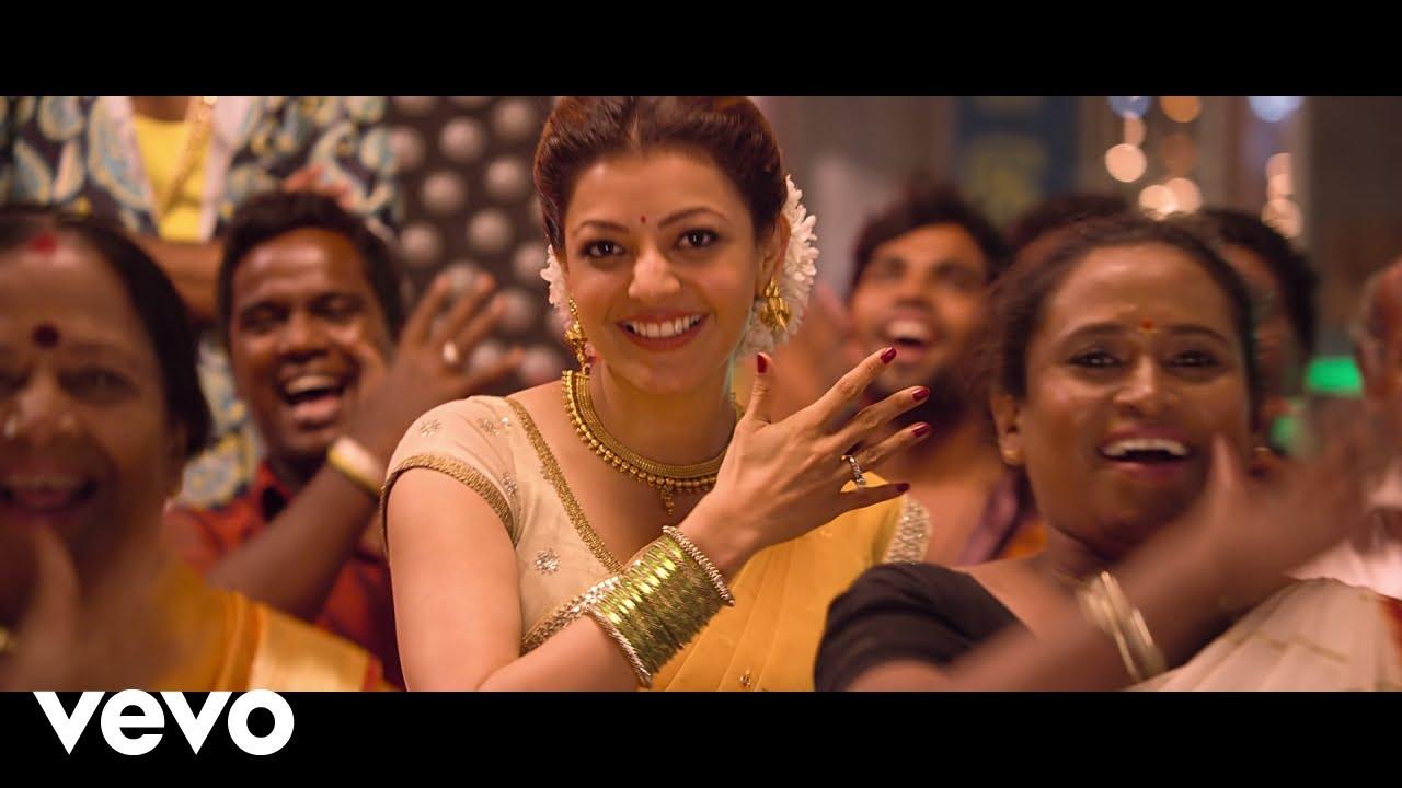 Download Maari - Thappa Dhaan Theriyum Video   Dhanush, Kajal Agarwal   Anirudh