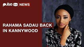 Download Video Rahama Sadau Back in Kannywood as Ban Is Finally Lifted by MOPPAN | Pulse TV News MP3 3GP MP4