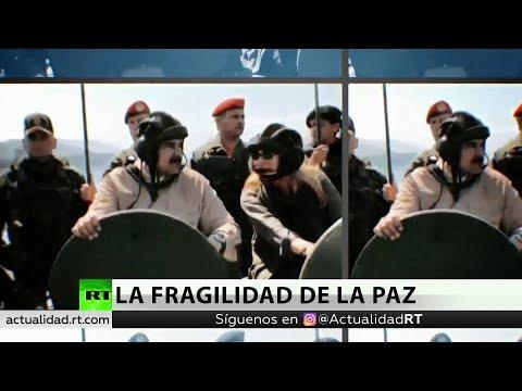 El ELN de Colombia rechaza una posible intervención de EE.UU. en Venezuela