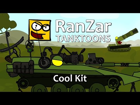 Tanktoon: Cool Kit. RanZar