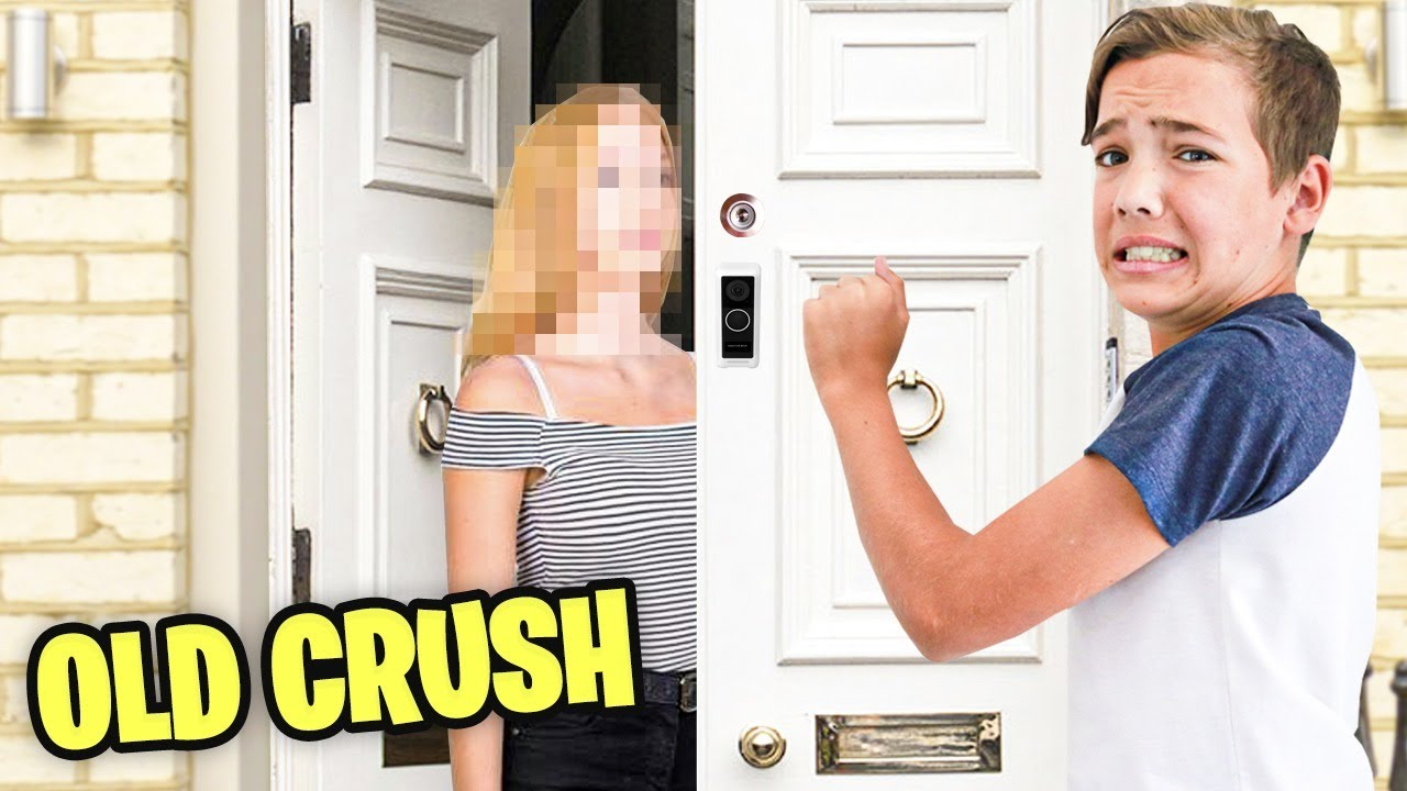 Teen Crush Truth or Dare In Our Old Neighborhood!