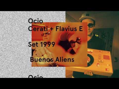 Ocio (Gustavo Cerati / Flavius E) Set - Buenos Aliens 1999