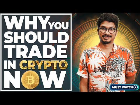 This is Why I am Trading Crypto Currency | Bitcoin Trading | Crypto Currency Trading for Beginners