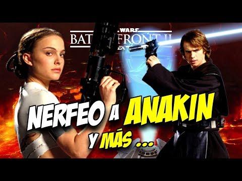 ANAKIN NERFEADO y MÁS NOTICIAS de STAR WARS BATTLEFRONT 2 thumbnail