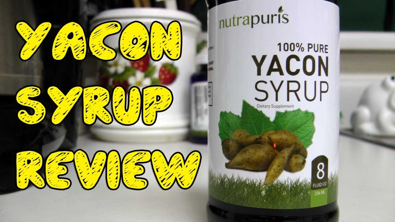Yacon syrup weight loss reviews