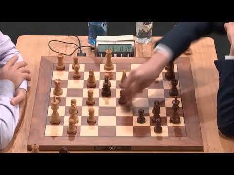 GM Carlsen (Norway) - GM Firouzja (Iran)