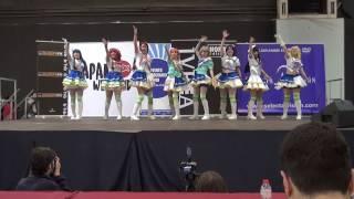 kiseki dolls aozora jumping heart love live sunshine japan weekend barcelona 2017