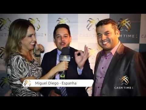 Miguel Diego e Leandro - Meeting Internacional Cash Time 1 - Rio de Janeiro