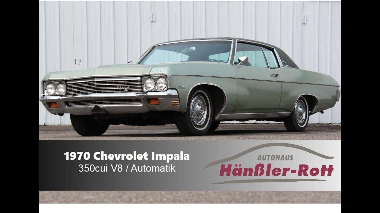 1970 Chevrolet Impala ☆ Coupe ☆ 350cui / 5,7l Small Block V8 ...