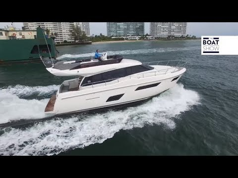 [ENG] NEW FERRETTI YACHTS  450 - 4K Resolution - The Boat Show