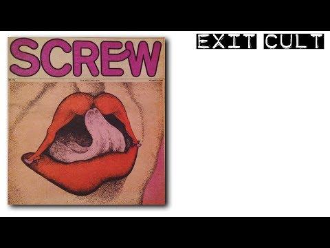 SCREW MAGAZINE - P*RNO E RIVOLUZIONE  #exitcult 3