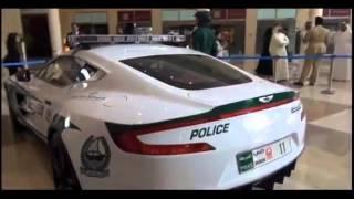 SUPERCARS: The Elite Police Cars of Dubai