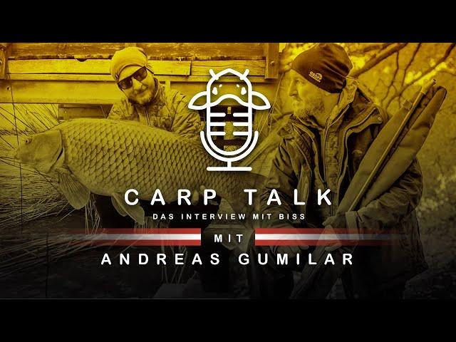 KARPFEN TALK - Das Interview mit Biss #05 mit Andreas Gumilar