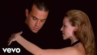 Смотреть клип Robbie Williams And Kylie Minogue - Kids