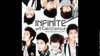[HD] Infinite - Can U Smile (Broadcast Ver.)