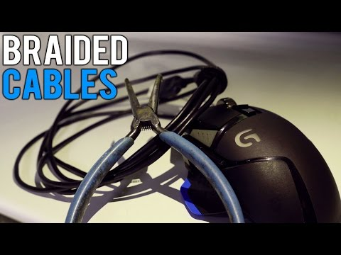 THE PROBLEM WITH BRAIDED CABLES   HOW-TO
