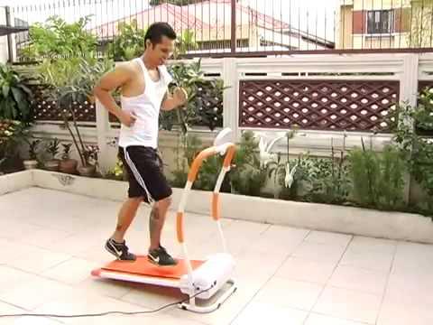 Mini Foldable Treadmill Manual Rm190 0178460827 Murah