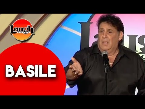 Basile | Insights to Education | Laugh Factory Las Vegas Stand Up Comedy