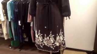 Alena Goretskaya платье. Шоу-рум collette.ru