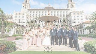 E + S | The Breakers Palm Beach Wedding Video | Wedding Cinematographers
