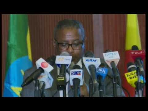 Ato Gedu Andargachew's Speech At The 12th ANDM Conference