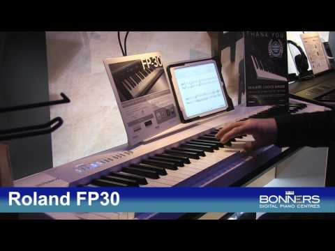 Kawai ES110 vs Yamaha P115 vs Roland FP30 Portable Piano Comparison Demo